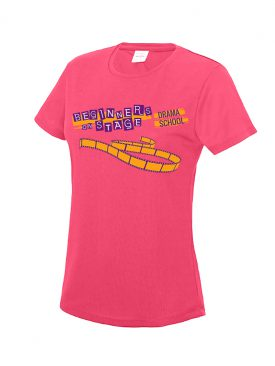 Cool T Women (Girlie) – Electric Pink