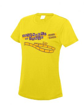 Cool T Women (Girlie) – Electric Yellow