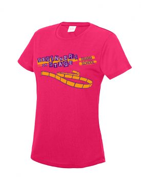 Cool T Women (Girlie) – Hot Pink