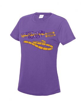 Cool T Women (Girlie) – Purple