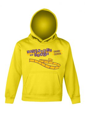 Electric Hoodie Kids – Electric Yellow