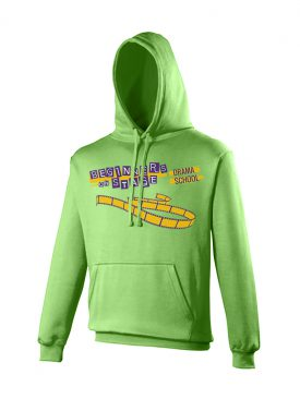 Electric Hoodie (Uni Sex) – Electric Green