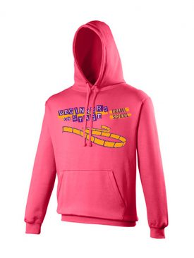 Electric Hoodie (Uni Sex) – Electric Pink
