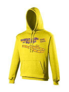 Electric Hoodie (Uni Sex) – Electric Yellow