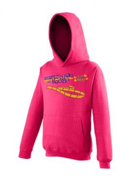 Hoodie Kids – Hot Pink