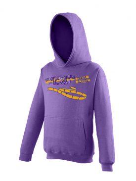 Hoodie Kids – Purple