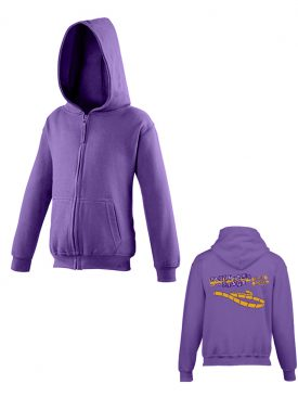 Zoodies Kids – Purple